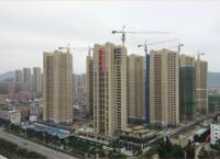 华润中央公园2019年2月工程进度