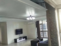 福清沃尔玛旁阳光锦城全新三房只租3500,拎包入住。房东出国。