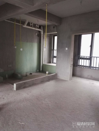 福清西区碧桂园毛坯大四房170平米仅售9000元 平米