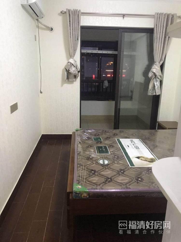 出租侨荣城2室2厅1卫85平米3000元/月住宅