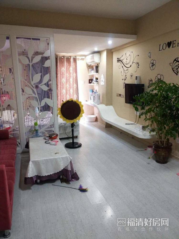 出租通福花园1室1厅1卫35平米1500元/月住宅