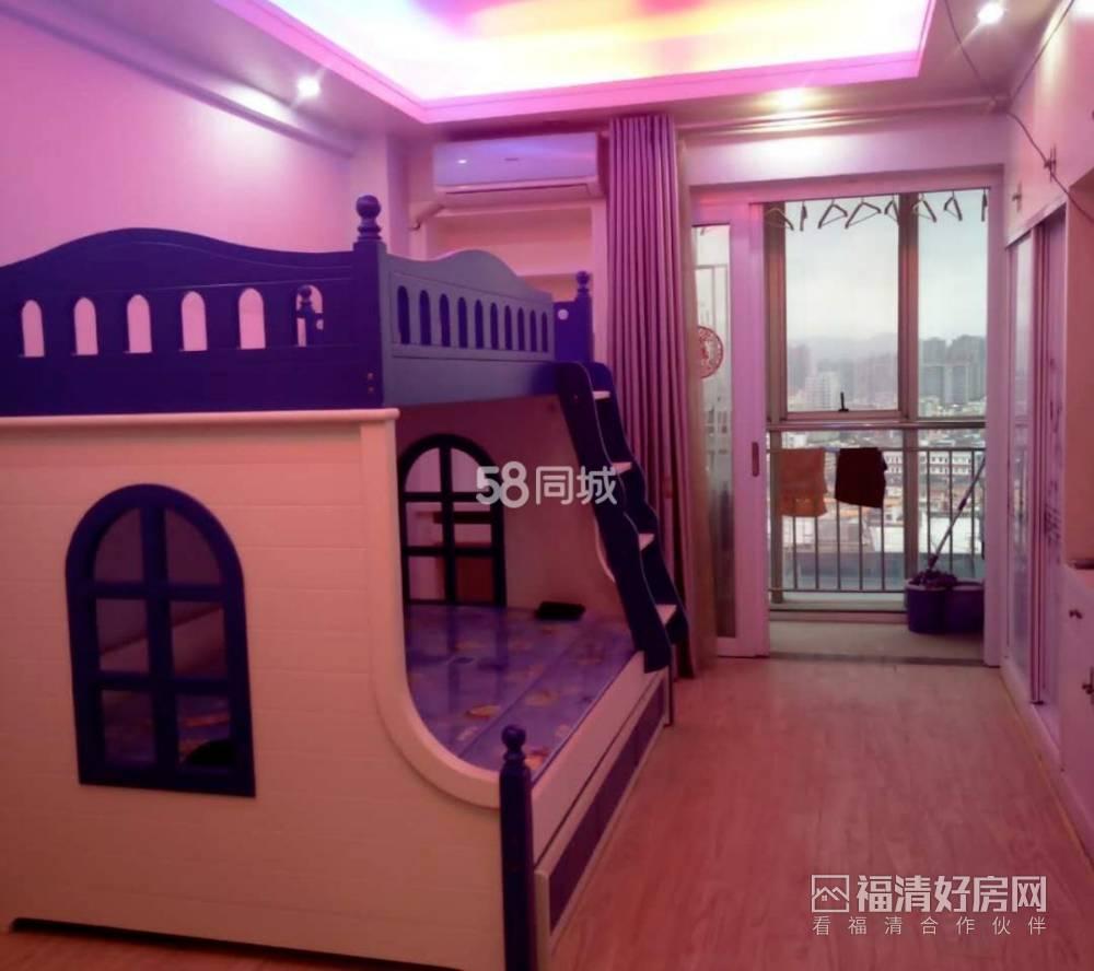 出租龙旺名城1室1厅1卫50平米1500元/月住宅