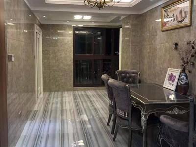 中 恒首府 豪华装修 3房3卫 月租金4000