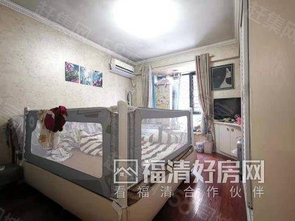 万达商圈 中联江滨御景 141平方 3室2厅2卫 精装修
