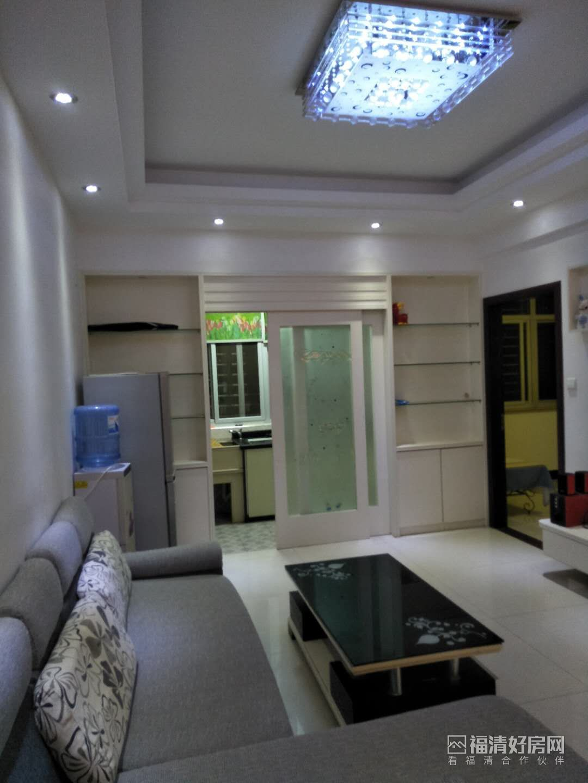 出租诚丰世纪园附近2室1厅1卫80平米2000元/月住宅