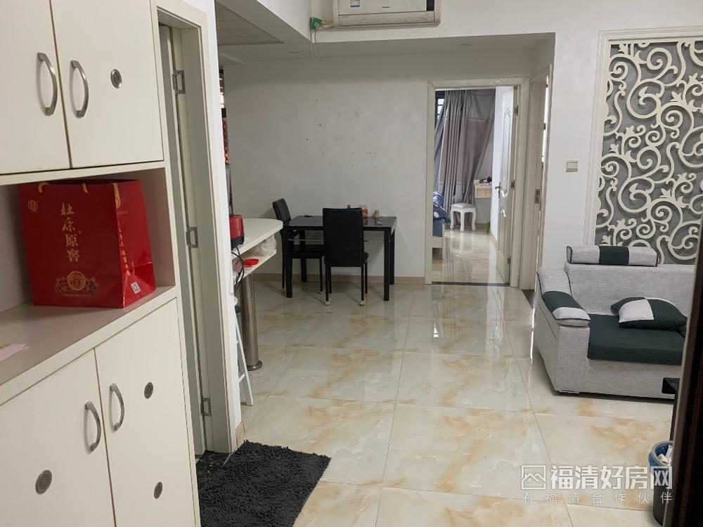 出租中联天御2室1厅1卫60平米2600元/月住宅