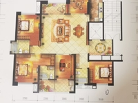 出租壹品江山5室2厅3卫171平米面议住宅