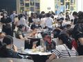 中联名城三区·悦融庄项目现场