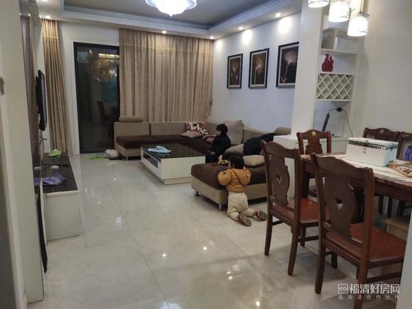出售中庚紫金香山3室1厅2卫86平米132万住宅