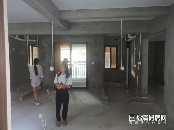 出售融侨锦江玖里3室2厅2卫98.77平米134万住宅
