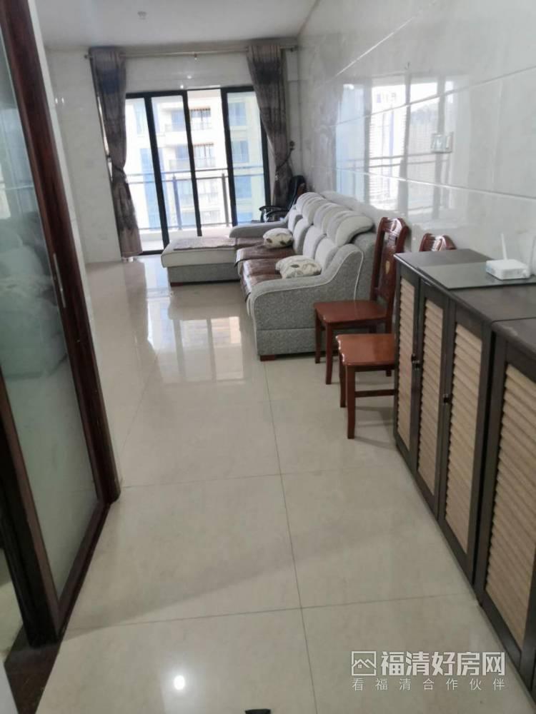 出租福清中联名城3室2厅1卫90平米2700元/月住宅