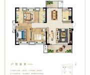 B2户型 约125㎡ 3+1房2厅2卫