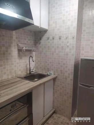 出售龙旺名城单身公寓 精装修 滨江中小学学区房